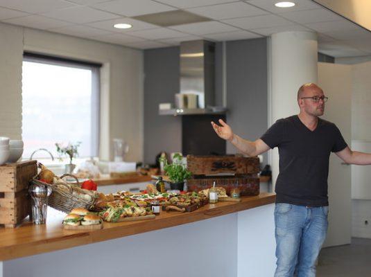 Jaap van den Berg Foodnomad.nl