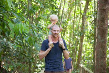 Samen op avontuur in Costa Rica