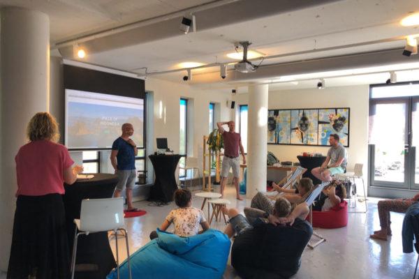 Locatie Business Bootcamp Nederland | Wonderlijk Werken