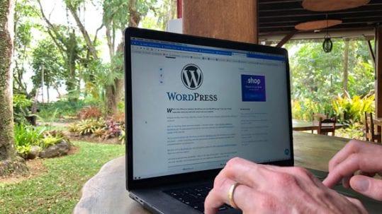 WordPress Website Bouwen | Wonderlijk Werken | Business Builder