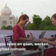 NOS op 3 - Wonderlijk Werken - Digitale Nomaden - Mei 2015 - Diana Vermeij - Steven Zwerink