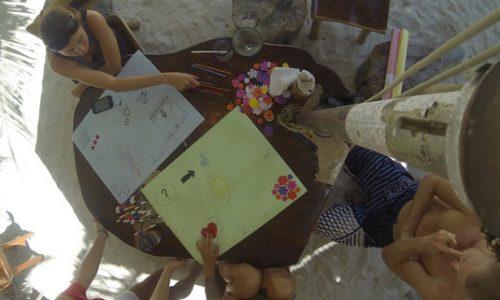 Nicole en Marloes | Lifestyle Design bij Wonderlijk Werken | Isla Holbox Mexico