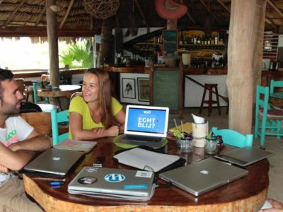 Business Bootcamp Training - Digital Nomad Edition - Mexico Augustus 2013