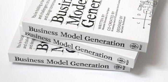 business model canvas boek