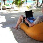 Digitale nomade is geen beroep