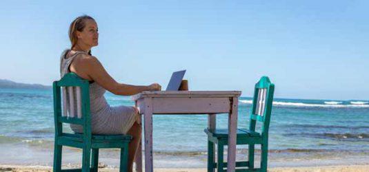 Digital Nomad Worden | Locatie onafhankelijk ondernemen | Wonderlijk Werken