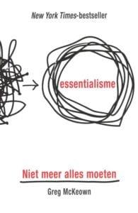 Essentialism | een goed boek voor digitale nomaden