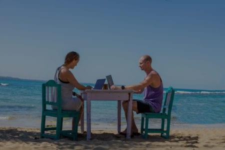 Digital Nomad Worden | Wonderlijk Werken | Online Business Programma