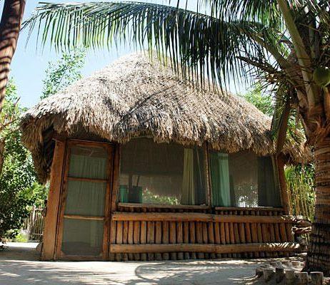 holbox hostel cabana