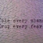 Hoe om te gaan met angst?
